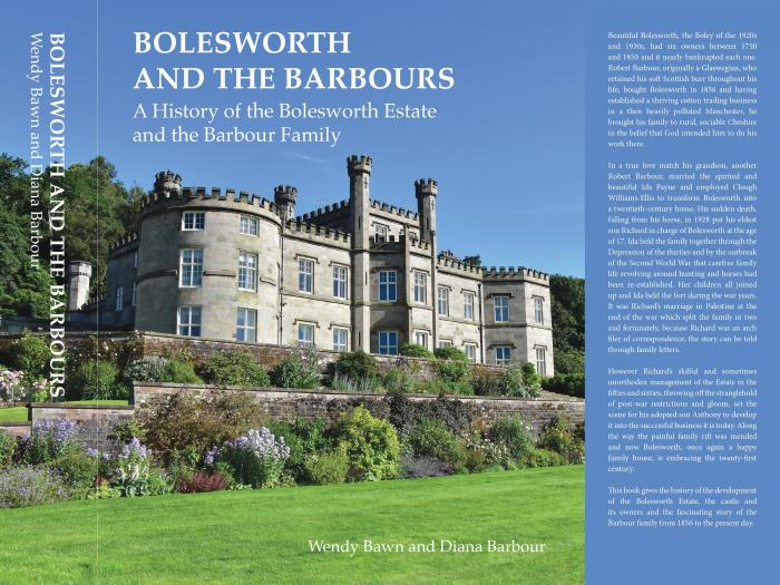Bolesworth Book Dust Cover_front