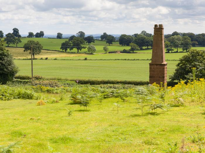 Coppermince Chimney and A534