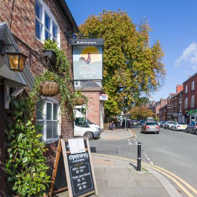 Low Res - Tarporley in September-1