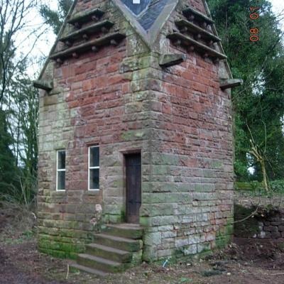 The Dovecote Peckforton completed