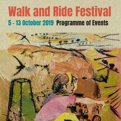 Walk and Ride Festival Cover 2019